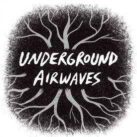 Underground Airwaves logo