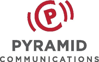 Pyramid Communications logo