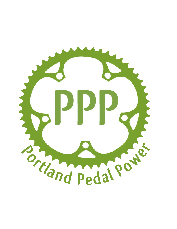 Portland Pedal Power, a bicycle-borne delivery and business promotion company