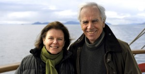 Kris and Doug Tompkins Photo: Tompkins Conservation Website