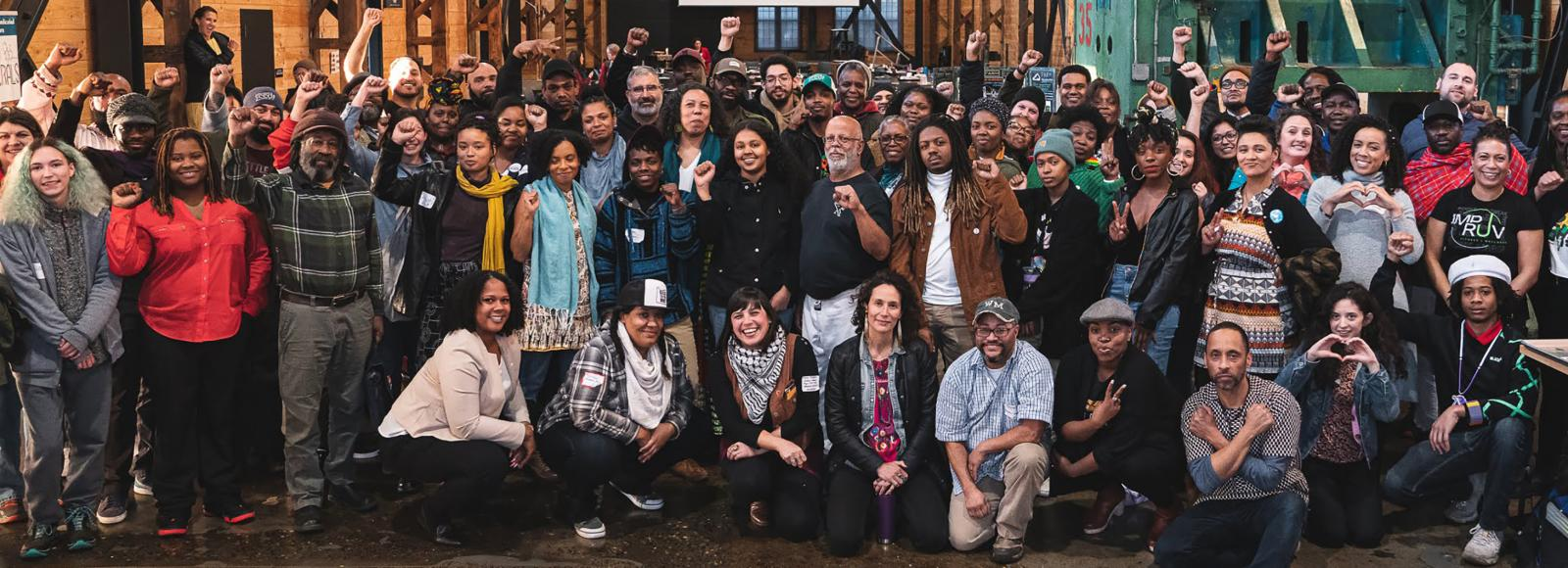 Back to the Root 2020 was a powerful opportunity for BIPOC farmers, ranchers, educators, and advocates to gather, network, discuss experiences, build strategies, and learn about our history and our opportunities. Photo by Noah Thomas