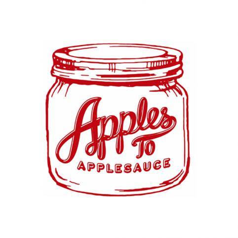 The logo for Apples to Applesauce